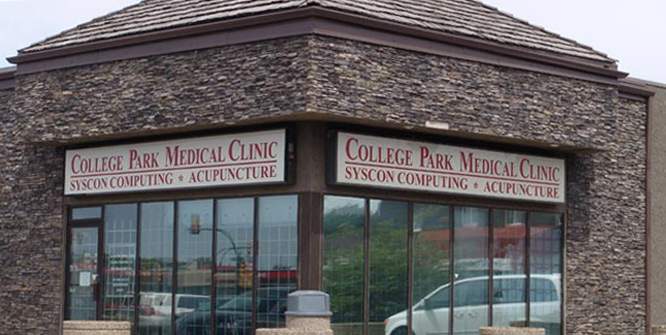 Doctor Office - College Park Medical Clinic